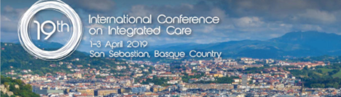 19th International Conference on Integrated Care. ICIC19 San Sebastian - Basque Country