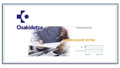 Desarrollo Profesional Curriculum Vitae Recursos Humanos